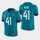 Men's 2019 Jacksonville Jaguars #41 Josh Allen Limited Teal Jersey