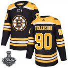 Marcus Johansson Bruins Home Black 2019 Stanley Cup Final Stitched Jersey