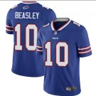 Men's Buffalo Bills 10 Cole Beasley Navy Limited Stitched Jersey