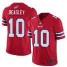 Men's Buffalo Bills 10 Cole Beasley Red Limited Stitched Jersey
