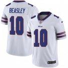 Men's Buffalo Bills 10 Cole Beasley White limited Stitched Jersey