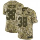 Men's Cardinals 38 Darius Victor Camo 2018 Salute to Service Limited Stitched Jersey