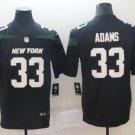 Men's Jets 33 Jamal Adams Black New 2019 Limited Stitched Jersey