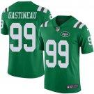 Men's Jets 99 Mark Gastineau 2019 Limited Green Stitched Jersey