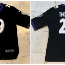 Men's Ravens 29 Earl Thomas III Black Limited Stitched Jersey