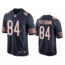 Men's Chicago Bears 84 Cordarrelle Patterson Pro Line Player Navy Stitched Jersey