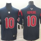 Men's Texans 10 DeAndre Hopkins Navy Color Rush Limited New Stitched Jersey