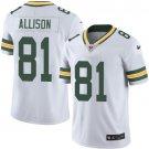 Packers 81 Geronimo Allison White Vapor Untouchable Limited Men Jersey