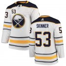 Buffalo Sabres #53 Jeff Skinner White Stitched Jersey