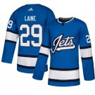 Winnipeg Jets #29 Patrik Laine Blue Alternate Stitched Jersey