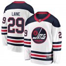 Winnipeg Jets #29 Patrik Laine White Heritage Stitched Jersey