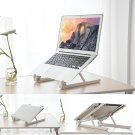Laptop Stand Holder Mount Adjustable Angle Portable for Desk Office Ergonomic
