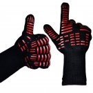 TTLIFE BBQ Grilling Cooking Gloves - 932F Extreme Heat Resistant Glove...