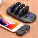 Finger Power Magnetic Power Bank One snap to charge your phone, Support Wireless
