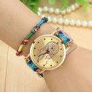 New Dreamcatcher Friendship Bracelet Watches Women Braid Dress Watches Cheap