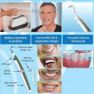 Multifunction Sonic LED Dental Tool Kit Oral Tooth Stain Eraser Plaque Remover
