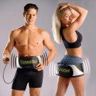 NEW VIBROACTION Massage Belt Machine Electric Vibrating Massager Slimming Belt