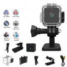 SQ12 Mini Camera 1080P HD Sport Camcorder Night Vision DVR DV Waterproof 30m SG