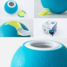 Ice Cream Ball Maker Delicious Homemade Birthday Party Picnic Pint Size Blue
