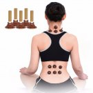 Moxibustion Acupoint Acupuncture Micro Smoke Self-adhesive Body Therapy 50PCS