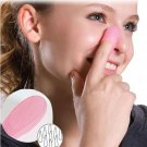 Silicone Blackhead Cleanser Nose Pore Wash Pad Brush Cleaner Remover Finger Tool