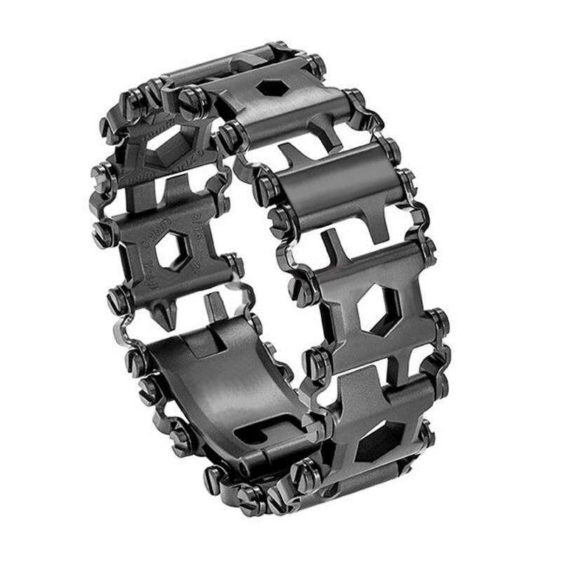 29 Kinds Multi-functional Bracelet Stainless Steel Potable Pocket Tool Useful SC