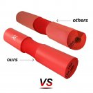 Foam Padded Barbell Cover For Gym Weight Lifting Squat Shoulder Back Support