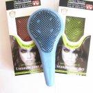 Michel Mercier Detangling Brush - Blue - For Thick Hair - New!