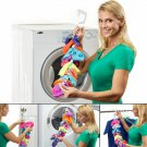 Easy Clips Sock Laundry Organizer Saver without Ties Sockdock Cleaning Tool New
