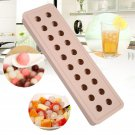 MINI Ice Ball Ice Tray Ice Cubes DIY Mould Pudding Jelly Mold Silicone Bar Part