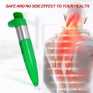 New Health Electronic Pulse Analgesia Pen Pain Relief Point Massage Pen RJ