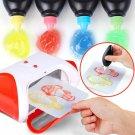 Coating Color Pen For 3D Magic Machine Printer DIY Drawing Kids Gift Educational