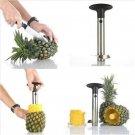 Stainless Steel Pineapple Core Cutter Slicer Wedger Dicer Peeler Fruit Tool NEW