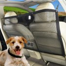 "Pet Dog Car Barrier Mesh Net Backseat Barrier for SUV Trunk Size 45.2"""" x 24.4"""""