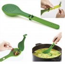 Joseph Joseph Gusto Flavour-Infusing Spoon Green Herb Infuser Cooking Gift
