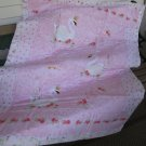 NEW Handmade Pieced Quilt - Swan Princess