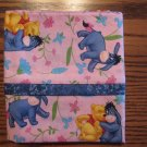Eeyore and Winnie the Pooh fits Standard or Queen Size Cotton Pillow Case