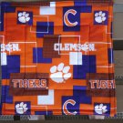 Clemson Tigers, Use for Mug Rug, Pot Holder or Casserole Hot Mat