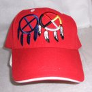 Double Medicine Wheel Baseball Style Hat