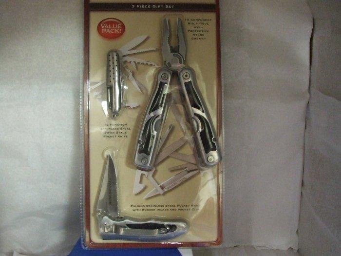Winchester 3 Piece Gift Set