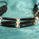 3 Line Native Style Choker Necklace