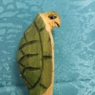 Hand Carved Turtle Pen