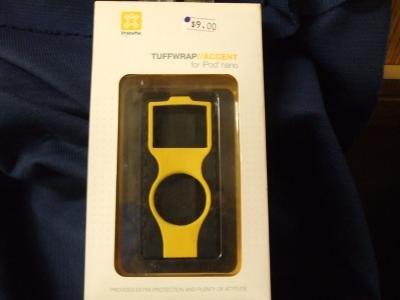 Yellow IPod Tuffwrap