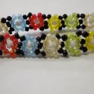Four Adorable Daisy Chain Bracelets