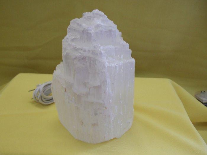 Selenite Lamp             (S1)