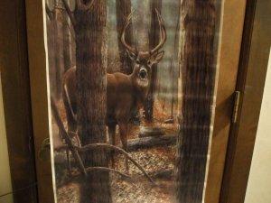 Deer Banner/ Wall Hanger