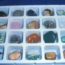 Semi Precious Stone Pendent Set