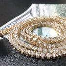 Moissanite Diamond Tennis Necklace For Women