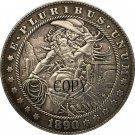 1890-CC Hobo Nickel USA Morgan Dollar COIN COPY
