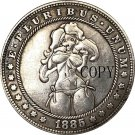 wholesale 10 coins 1885-CC Hobo Nickel USA Morgan Dollar COIN COPY